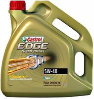 Castrol Edge FST Turbo Diesel Titanium 5W-40 4L