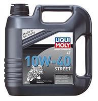 Liqui Moly 4T 10W-40 Street 4L (1243)