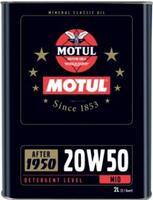Motul Classic 20W-50 2L