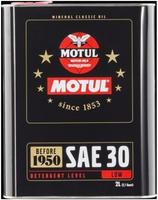 Motul Classic SAE 30 2L