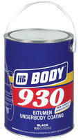 BODY 930 - 5kg černá