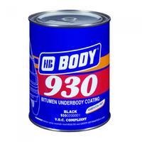 BODY 930 - 2,5kg černá