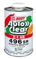 BODY 496 HS 2:1 SR akrylový lak 5L