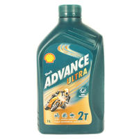 Shell Advance Ultra 2 1L