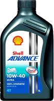 Shell Advance Ultra 4 10W-40 1L