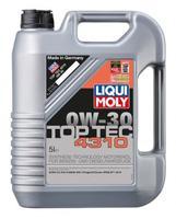 Liqui Moly Top Tec 4310 0W-30 5L (2362)