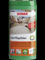 SONAX Čistící ubrousky na kůži 25ks (412300)