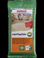 SONAX Čistící utěrka na kůži 10ks (415600)