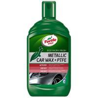 Turtle WAX Metallic Wax + PTFE 500ml