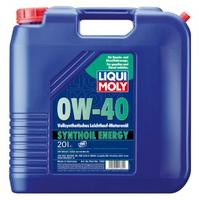 Liqui Moly Synthoil Energy 0W-40 20L (1362)