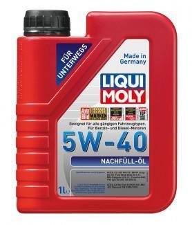 Liqui Moly doplňovací olej 5W-40 1L (1305)