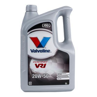 Valvoline VR1 Racing 20W-50 5L