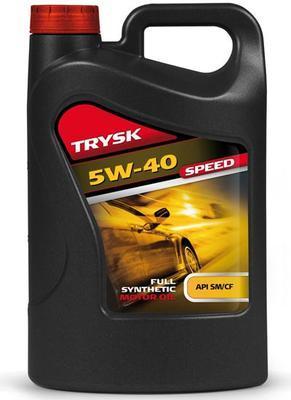 Paramo Trysk Speed 5W-40 4L