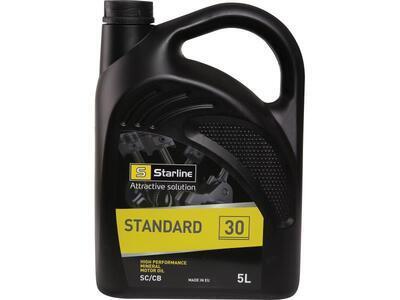 Starline Standard SAE 30 5L