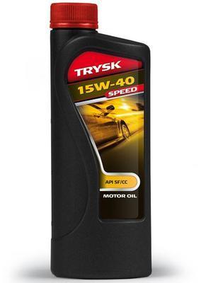 Paramo Trysk Speed 15W-40 1L