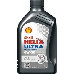 Shell Helix Ultra Professional AV-L 0W-30 1L
