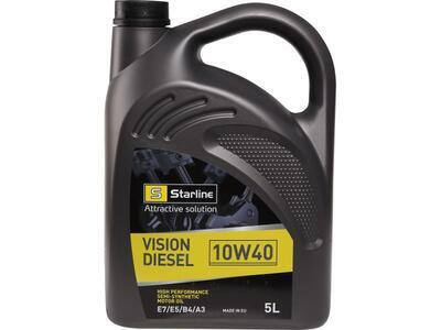 Starline Vision DIESEL 10W-40 5L