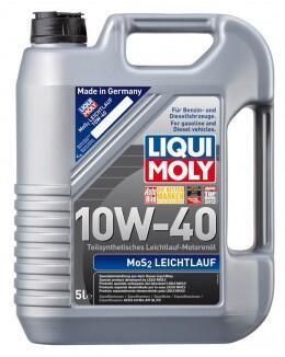 Liqui Moly MOS2 Leichtlauf 10W-40 5L (2184)