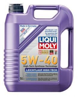 Liqui Moly Leichtlauf High Tech 5W-40 5L (2328)