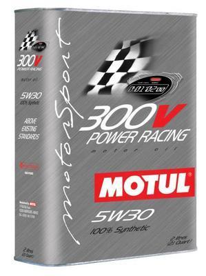 Motul 300V Power Racing 5W-30 2L