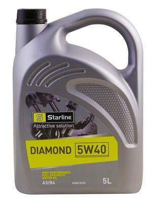 Starline Diamond 5W-40 5L