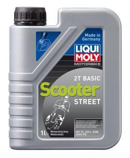 Liqui Moly 2T Basic Scooter 1L (1619)