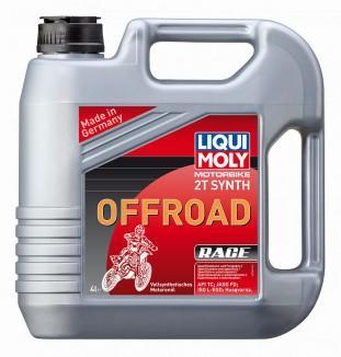 Liqui Moly 2T Synth Offroad Race 4L (3064)