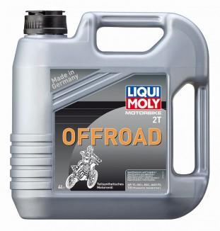 Liqui Moly 2T Synth Offroad 4L (3066)