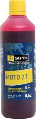 STARLINE MOTO 2T 0,5L