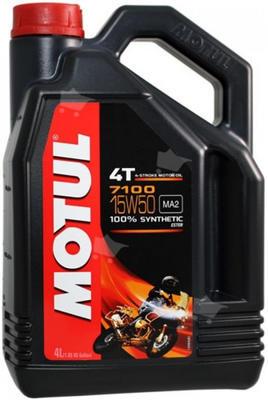 Motul 7100 15W-50 4T 4L