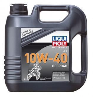 Liqui Moly 4T 10W-40 Offroad 4L (3056)