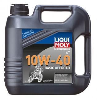 Liqui Moly 4T 10W-40 Basic Offroad 4L (3062)