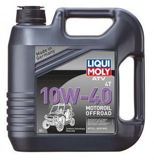Liqui Moly 4T ATV 10W-40 4L (3014)