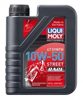 Liqui Moly 4T Synth 10W-50 Race 1L (1502)