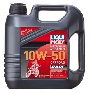 Liqui Moly 4T Synth 10W-50 Offroad 4L (3052)