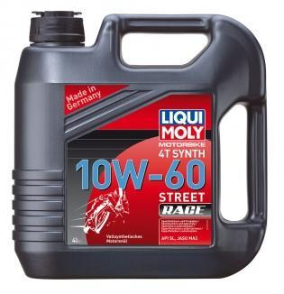 Liqui Moly 4T Synth 10W-60 Race 4L (1687)