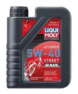 Liqui Moly 4T Synth 5W-40 Race 1L (2592)