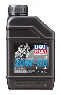 Liqui Moly 4T 20W-50 Formula 800ml (3035)