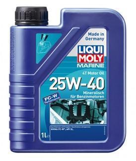 Liqui Moly Marine 4T 25W-40 1L (25026)