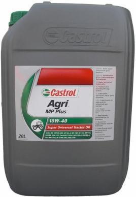 Castrol Agri MP Plus 10W-40 20L