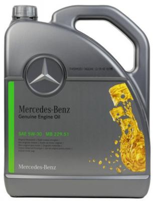 Mercedes-Benz MB 229.52 5W-30 5L