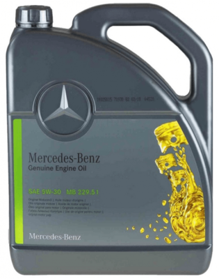 Mercedes Benz 5W-30 229.51 5L