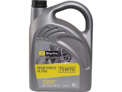 Starline GEAR SYNTO ULTRA 75W-90 5L