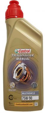 Castrol Transmax Multivehicle 75W-90 1L