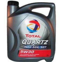 TOTAL Quartz LongLife 5W-30 (504/507) 5L