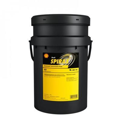 Shell Spirax S3 AM 80W-90 20L
