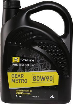 Starline GEAR METRO 80W-90 5L