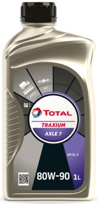 TOTAL TRAXIUM AXLE 7 80W-90 1L