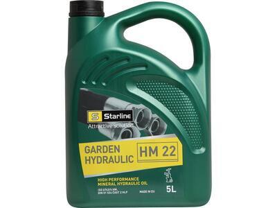 STARLINE GARDEN HYDRAULIC 22 5L