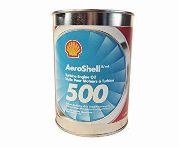 Shell Aeroshell Turbine 500 1L